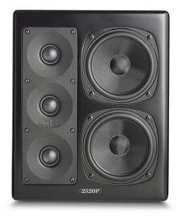 MPS2520P Studio Monitor M&K Sound - Brisbane HiFi