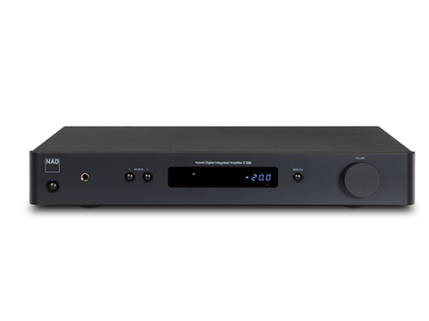 NAD C328 Hybrid Digital DAC Amplifier NAD - Brisbane HiFi