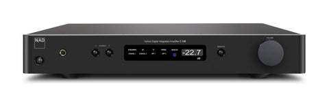 NAD Classic C338 stereo integrated amplifier NAD - Brisbane HiFi