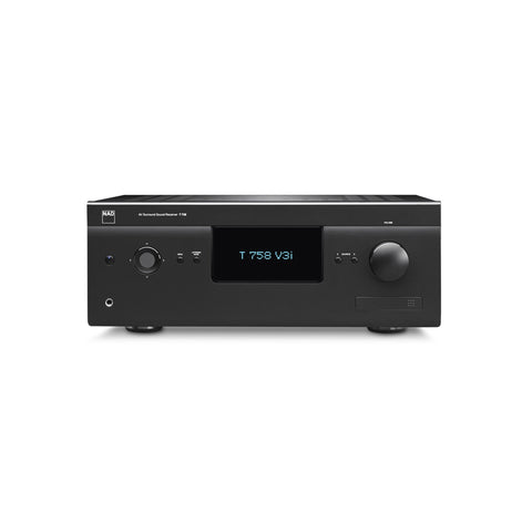 NAD T 758 V3i A/V Surround Sound Receiver NAD - Brisbane HiFi