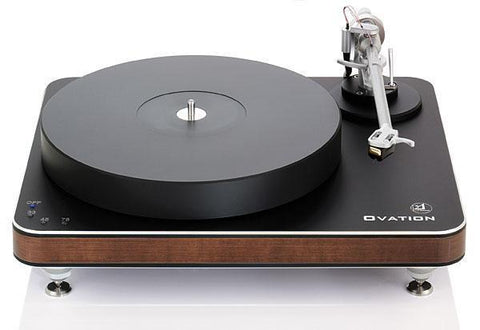 Ovation (Deck Only) Clearaudio - Brisbane HiFi