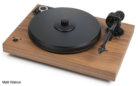 Walnut / No Cartridge Pro-Ject Audio 2xperience SB DC Turntable Pro-Ject Audio - Brisbane HiFi