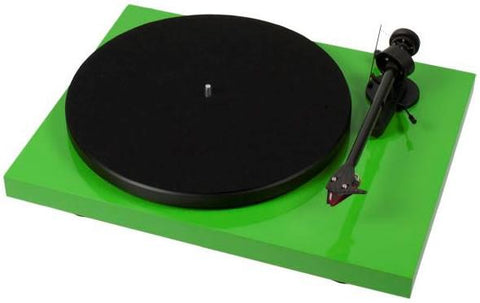 Gloss Green Pro-Ject Audio Debut Carbon DC Turntable Pro-Ject Audio - Brisbane HiFi