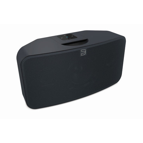 Black Pulse Mini Compact All In One Internet/Network Music Streamer BlueSound - Brisbane HiFi