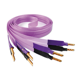 Banana / 1m Purple Flare Speaker Cable Nordost - Brisbane HiFi