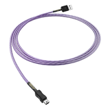 A to Mini B / 1m Purple Flare USB Cable Nordost - Brisbane HiFi