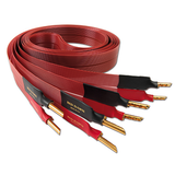 Banana / 1m Red Dawn Speaker Cable Nordost - Brisbane HiFi