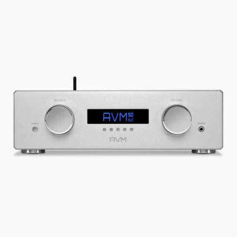 Silver SD 8.2 Streaming Preamplifier AVM - Brisbane HiFi