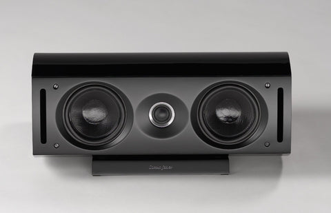 Black Sonus Faber Venere Center centre channel speaker - CLEARANCE Sonus Faber - Brisbane HiFi