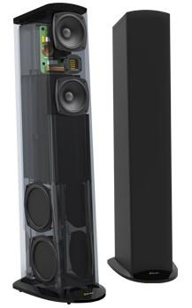 Triton Five Floorstanding Speakers GoldenEar Technology - Brisbane HiFi