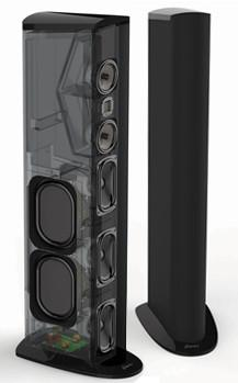 Triton One Floorstanding Speakers GoldenEar Technology - Brisbane HiFi