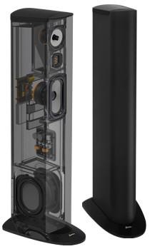 Triton Three Plus Floorstanding Speakers GoldenEar Technology - Brisbane HiFi
