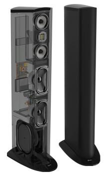 Triton Two Plus Floorstanding Speakers GoldenEar Technology - Brisbane HiFi