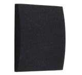 600x600x75 (x8) / Black Vicoustic Cinema Round Premium Absorptive Panels Vicoustic - Brisbane HiFi
