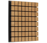 Light Brown Vicoustic Flexi Wood A50 Absorptive Panels Vicoustic - Brisbane HiFi