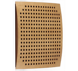 Light Brown Vicoustic Omega Wood Absorptive Panels Vicoustic - Brisbane HiFi