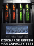 2pc | 18650 | 3.7V | 3400mAh | Hight Output | Protected | Lithium Rechargeable Battery