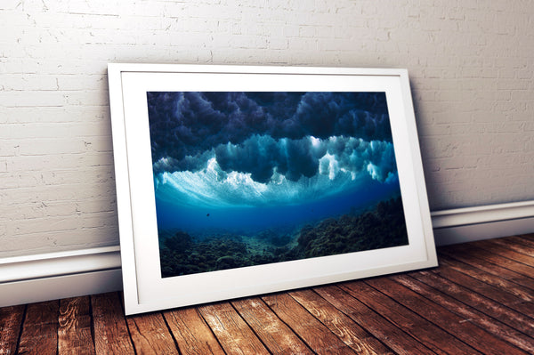Underwater Clouds