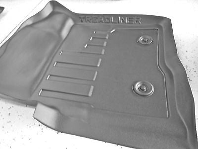 NEW Ford F-150 Formed Floor Mats Weather Liner, Digital tech, Front 2009-2014