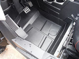 TREADLINER 2014 Polaris RZR XP 1000 rubber floor liner mats parts