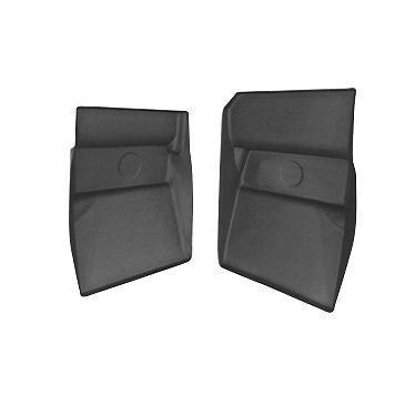 REAR rubber floor mats liners 2014 2015 2016 Polaris RZR XP 1000 accessories