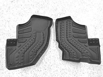 CAN-AM COMMANDER MOLDED FIT RUBBER FLOOR MATS LINERS  2012 2013 2014 2015 2016