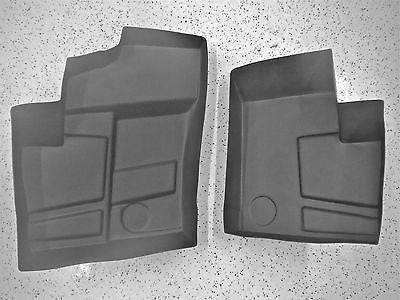 2014-2015 Polaris RZR XP 1000 4 & 2 rubber floor mats liner protectors parts