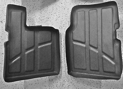Polaris RZR 4 floor protectors rubber mats, Rear set only 800, 900  2010-2013