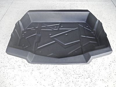Bed Liner Polaris RZR Rubber formed mat, laser Fit! 900 XP 2012-14 NEW! bedliner