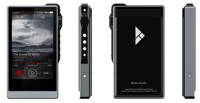 iBasso DX200 True Reference Digital Audio Player