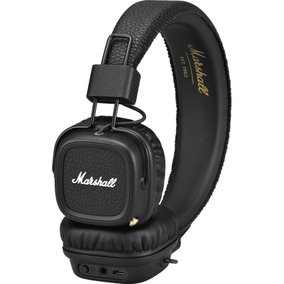 Marshall Major II Bluetooth On Ear Headphones