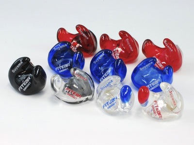 FitEar MH335DW Custom In-Ear Monitor