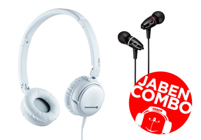 [TODAY'S COMBO] Beyerdynamic DTX 501 P Portable Headphone + Final Adagio II In-ear Earphone