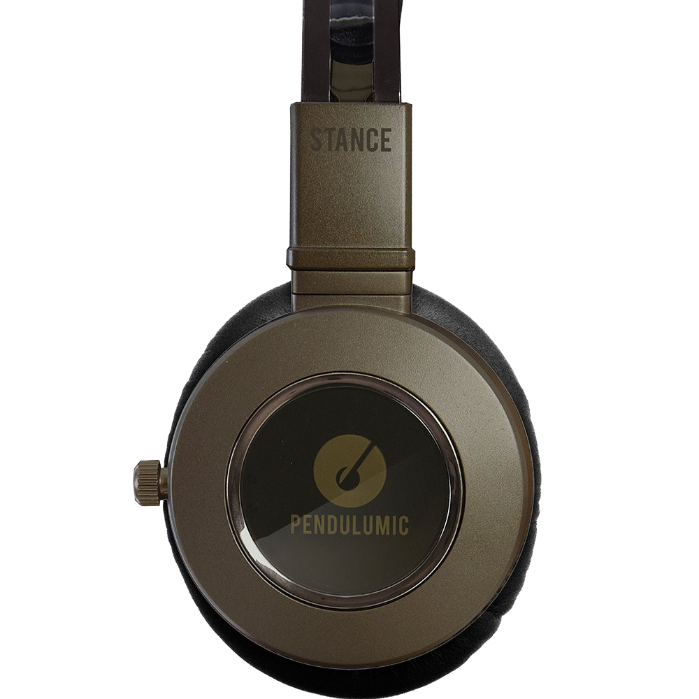 Pendulumic STANCE S1+ Wireless Noise Isolating Headphone