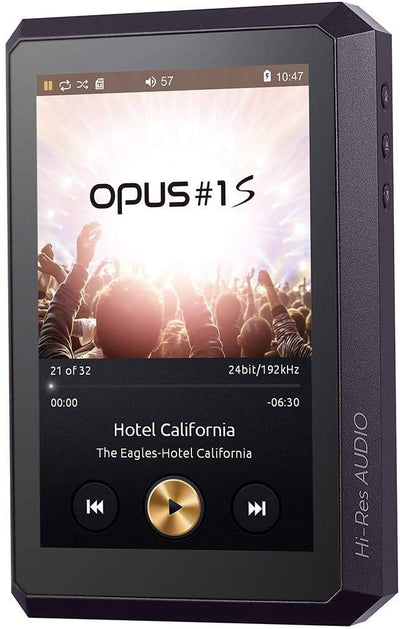 [JABEN COMBO] Shanling M6 Digital Audio Player & Opus #1S Digital Audio Player