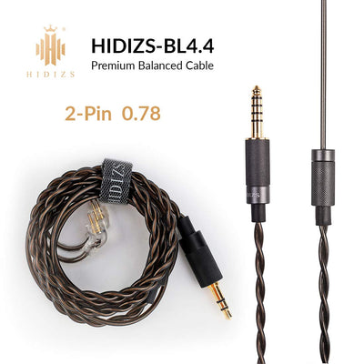 Hidizs 2-Pin Upgrade Cable