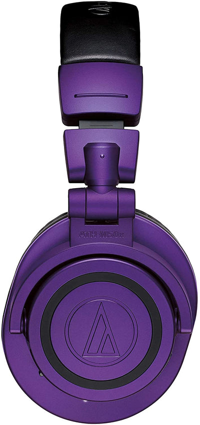 Audio Technica ATH-M50XBTPB Wireless Over-Ear Headphones [Limited Edition]