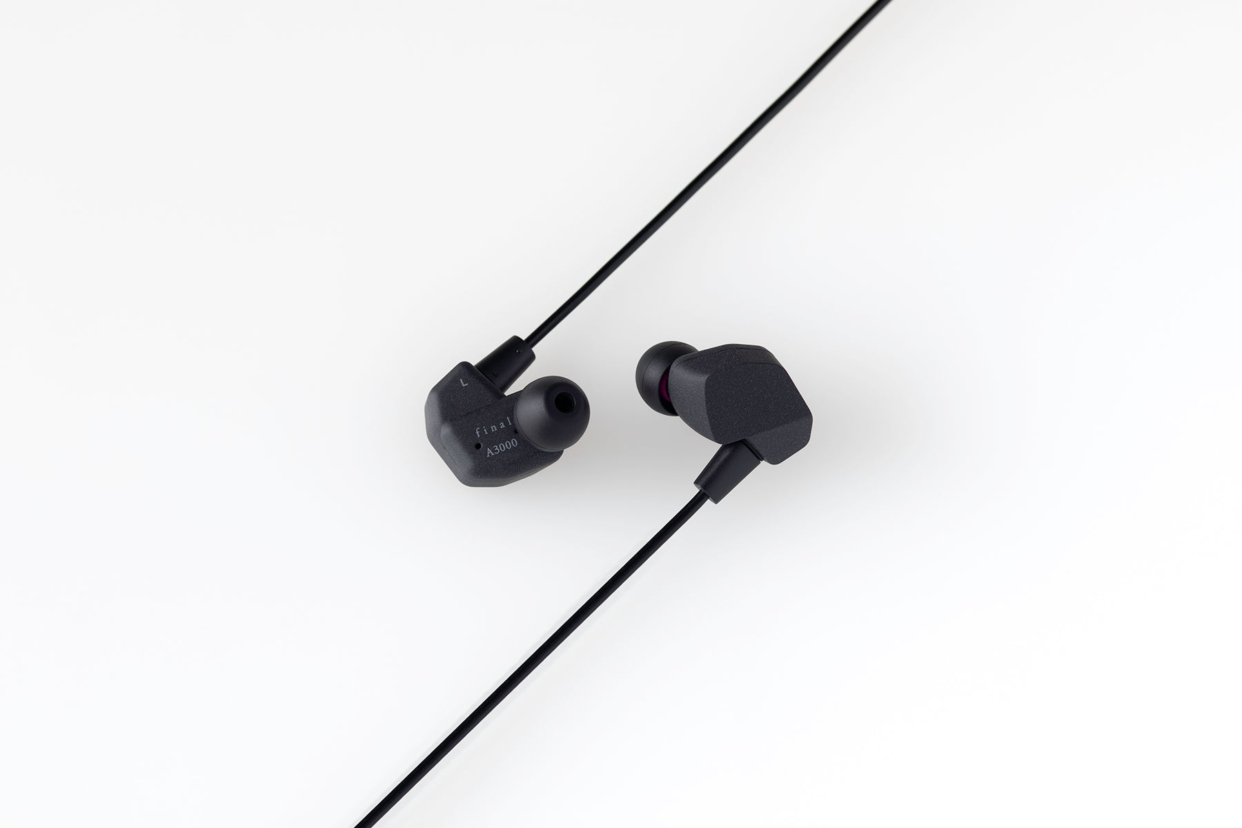 [Jaben Combo] Final A3000 In-Ear & Hidizs S1 Type-C to 3.5mm USB DAC Cable