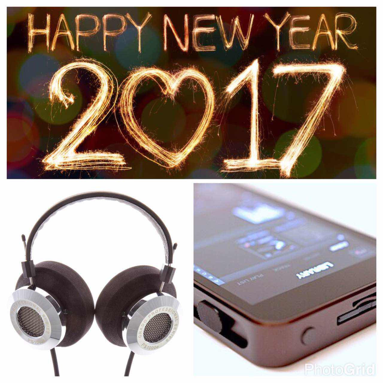 Jaben 2017 New Year Special! Grado PS1000e + Calyx M