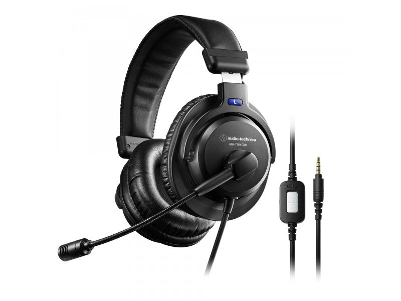 Audio Technica ATH-770XCOM Stereo Headset