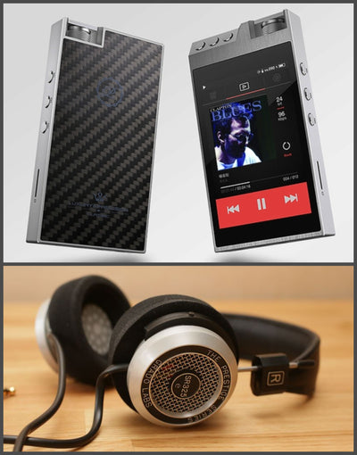 [COMBO] Grado SR325e Prestige Series + Luxury & Precision L3 Digital Audio Player