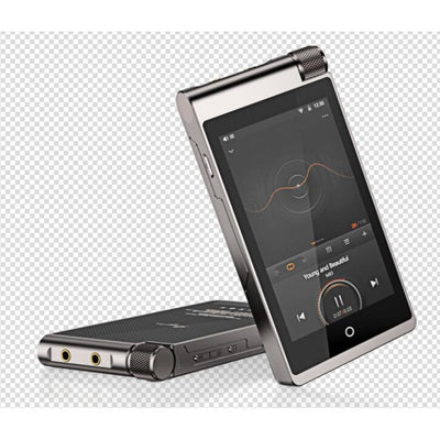 Cayin i5 digital audio player + Focal Spirit Classic headphones
