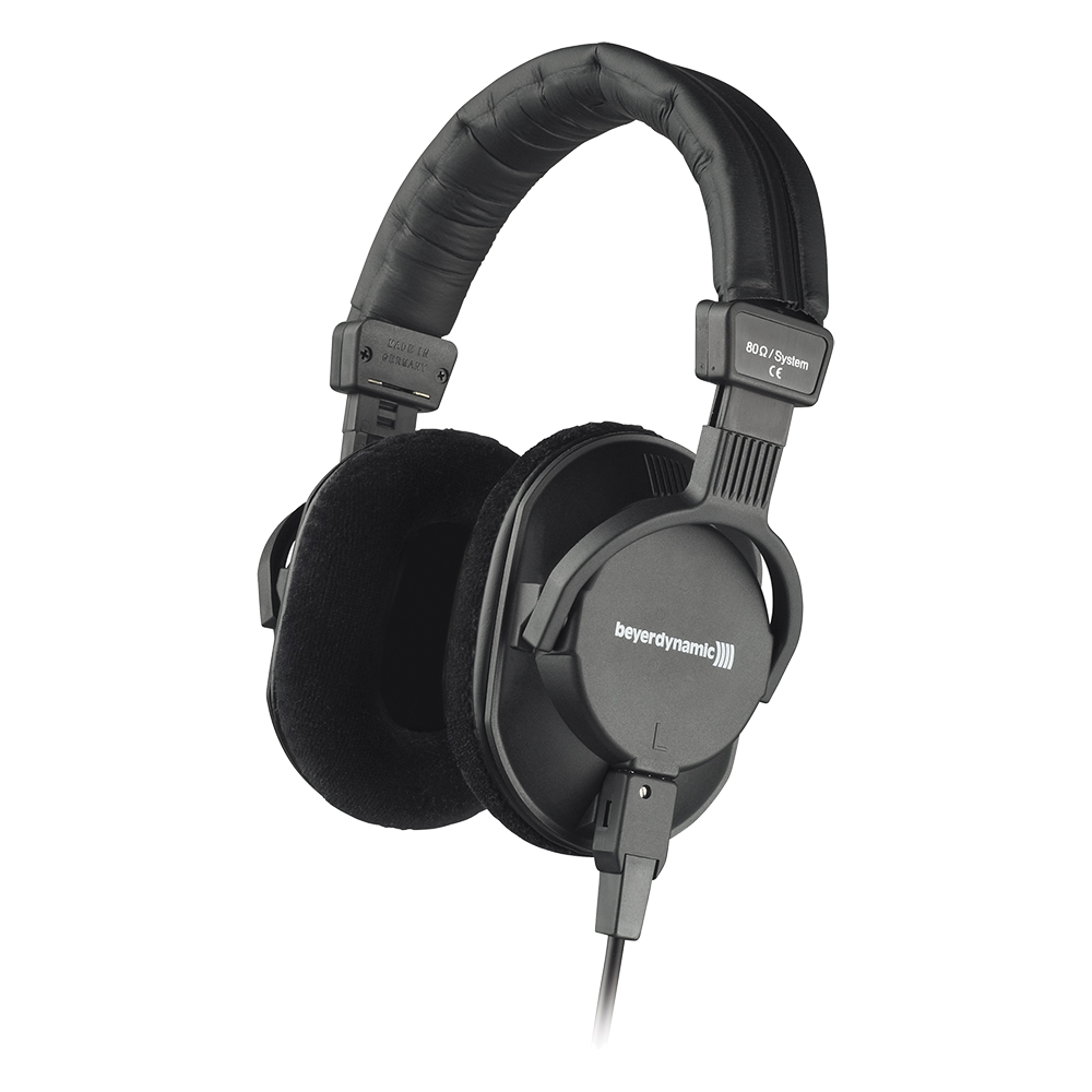 Beyerdynamic DT250 250ohms Closed Monitoring Headphone