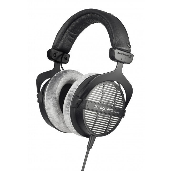 Beyerdynamic DT 990 PRO Professional Acoustically Open Headphone, 250 ohms