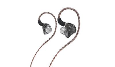 Fiio FH1s Hybrid In-Ear Monitor Earphones