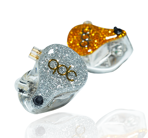 QDC Gemini Universal In-ear Monitors