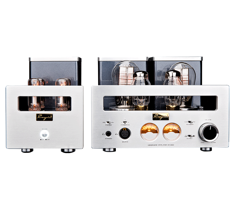 Cayin HA300B Tube Headphone Amplifier