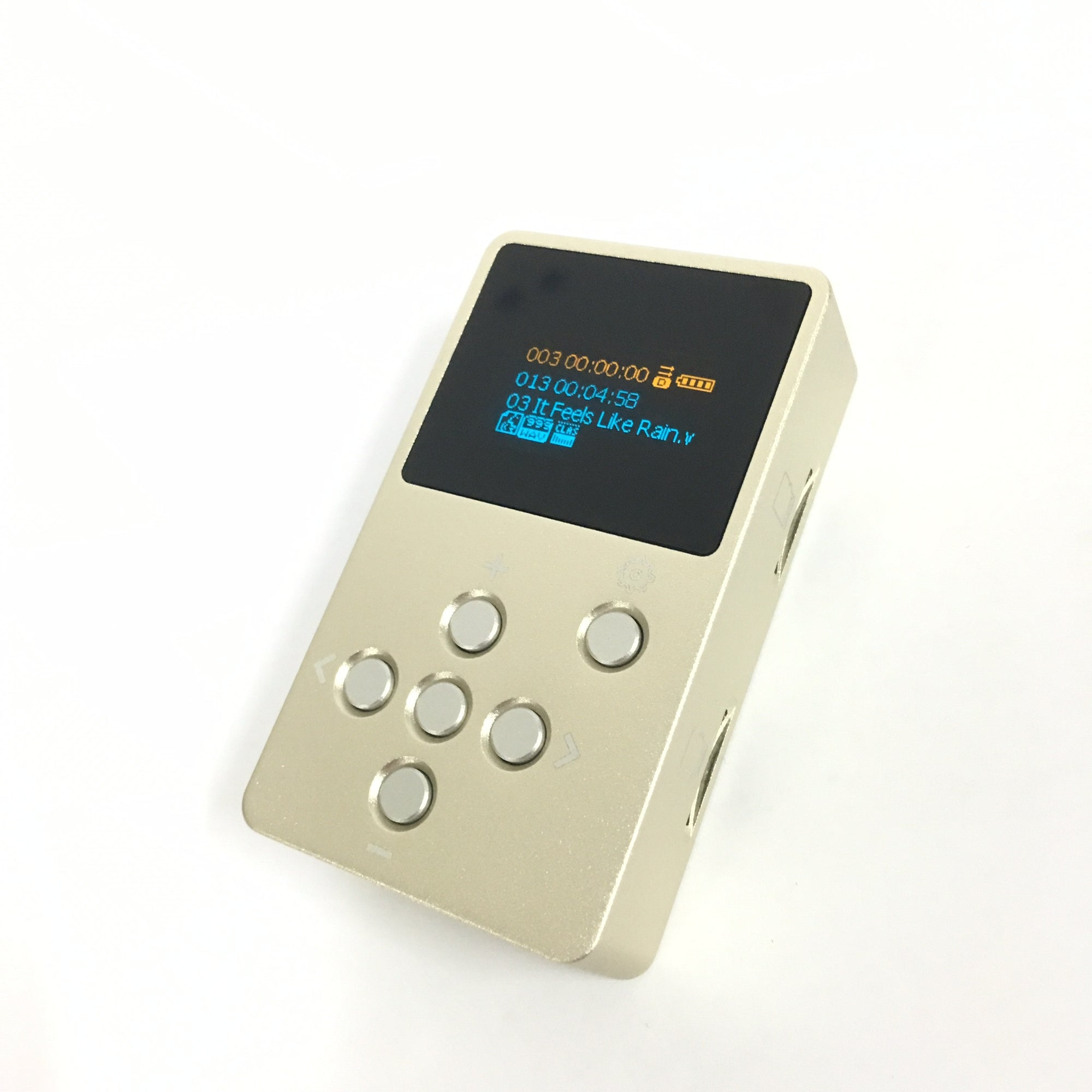 hippo Mu Palm-Sized Digital Music Player