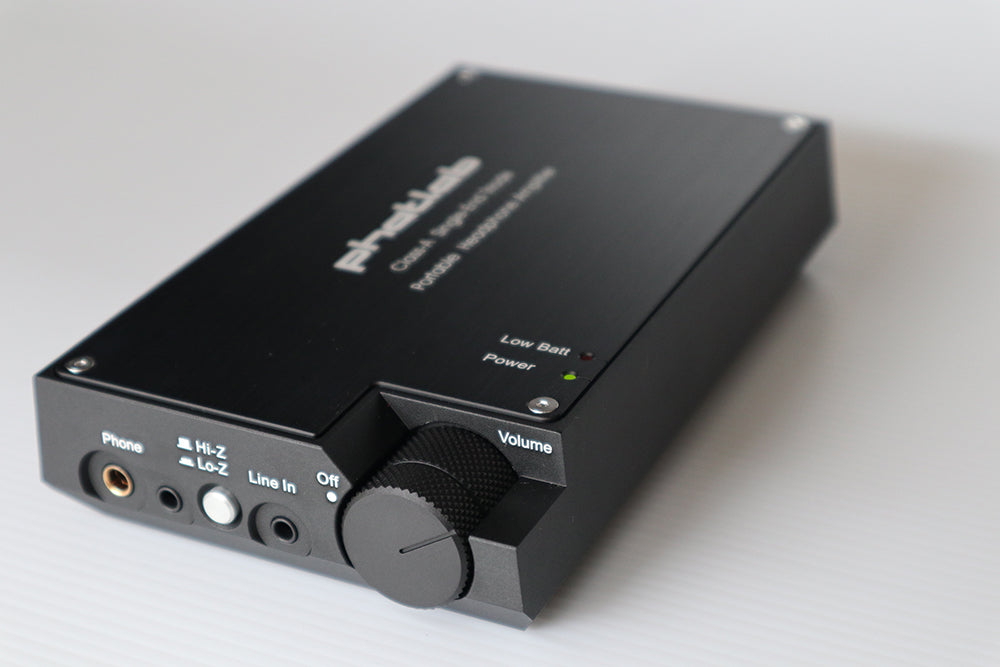 [Pre-Order] Phatlab Phantasy II Pure Class-A Single-Ended Triode Portable Headphone Amplifier