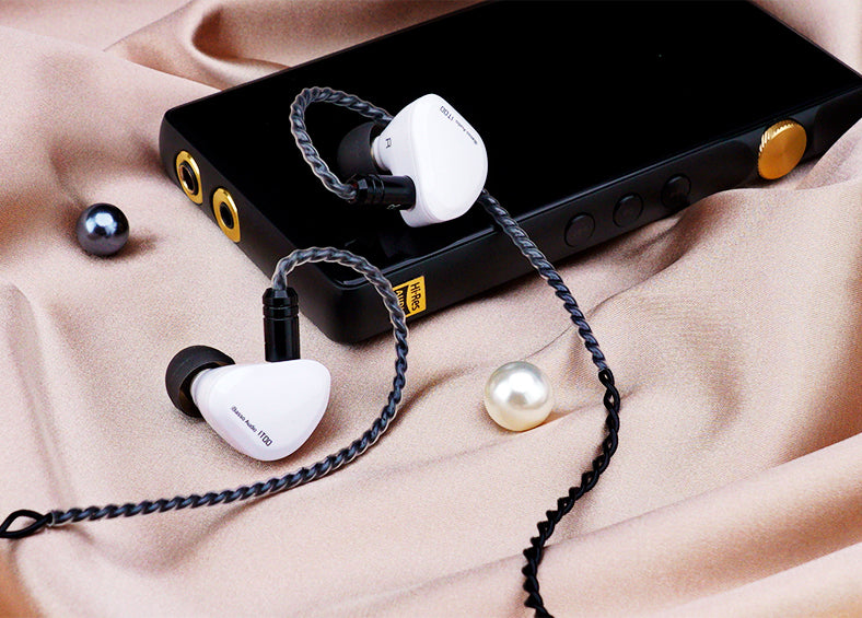 iBasso IT00 Graphene Diaphragm Dynamic Driver Audiophile In-Ear Earphone